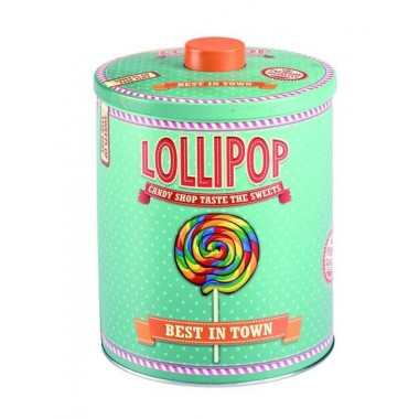 CT. N° 6 LATTA LOLLY PARTY 225 g